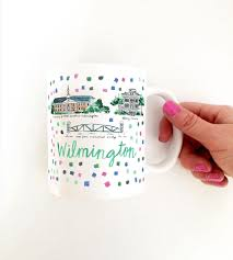 Wilmington Nc Map Wilmington Nc Map Mug U2013 Evelyn Henson