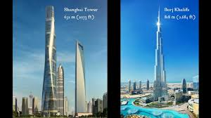 climbing up the shanghai tower and the burj khalifa youtube