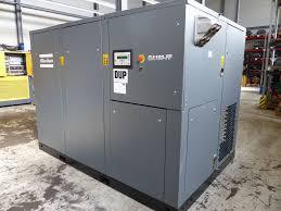 atlas copco ga 160 ff oiled compressor exapro