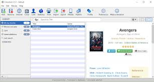 15 best free movie catalog software for windows