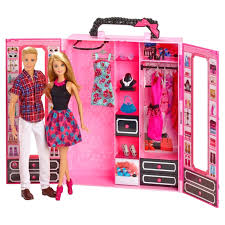 barbie convertible barbie convertible car and closet set muecs storge dilymotion