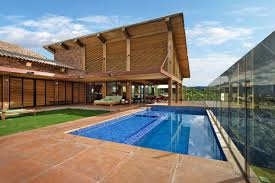 Les Belles Maisons Villa De Montagne Au Brésil Maisons En Bois
