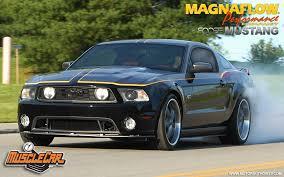 2010 Mustang Gt Black Chip Foose Builds Custom Mustang For Fan Contest