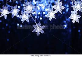 snowflake lights snowflake christmas lights stock photos snowflake christmas