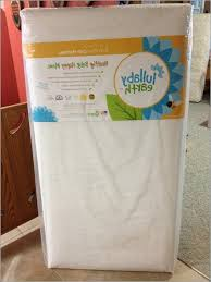 Lullaby Earth Crib Mattress Reviews Bedding Cribs Shabby Chic Nursery The Peanut Shell Toile Pillows