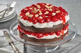 decadent chocolate cherry torte duncan hines