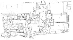 Palace Place Floor Plans File Harem Topkapi Palace Plan 2 Svg Wikimedia Commons