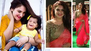 Beautiful Family Sreedevi Vijay Kumar With Her Daughter And Beautiful Family Pics