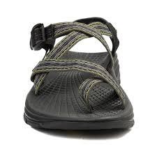 mens chaco zvolv 2 neon sandal green 601151
