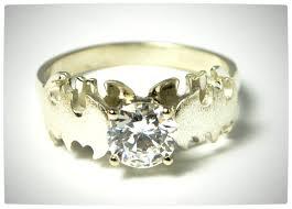 batman engagement rings batman wedding ring with diamond wedding corners