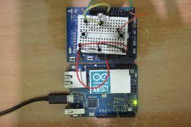 arduino yun light panmen