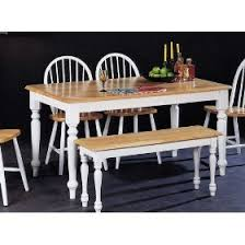 wood block dining table country butcher block oak white finish wood dining table buy