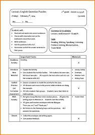 100 lesson plan templates for kindergarten 100 lesson plan