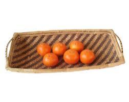 Woven Fruit Basket Etsy