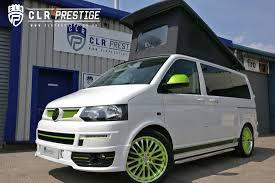 vw minivan 2015 2015 swb vw transporter sportline t5 pop top camper van 4 berth
