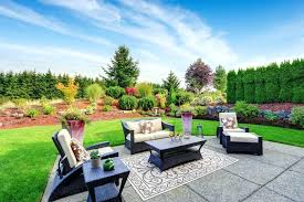 Backyard Hillside Landscaping Ideas Landscape Ideas For Backyard Privacy Landscape Design For Backyard