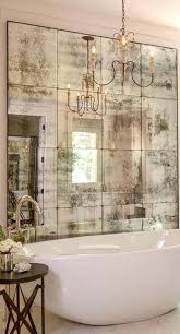 Beveled Bathroom Mirrors Beveled Wall Mirror My Wall Of Vintage Beveled Mirror