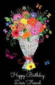 best 25 happy birthday friend best 25 happy birthday dear friend ideas on happy