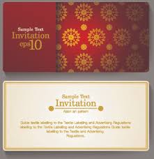 Marriage Invitation Card Design Invitation Card Free Vector Download 12 671 Free Vector For