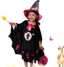 Quality Halloween Costumes Compare Prices Kids Witch Cape Shopping Buy Price