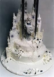 Wedding Cake Castle 61 Best Castle Wedding Cakes Images On Pinterest Castle Wedding