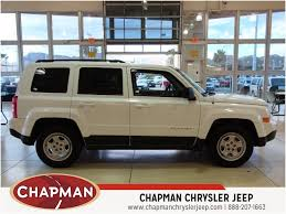 tires on stock jeep patriot used 2014 jeep patriot sport for sale stock pk74661a chapman