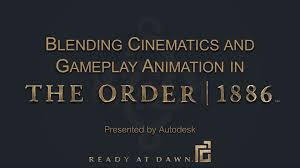Awn Animation Gdc 2015 Animation Of The Order 1886 Youtube