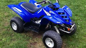 yamaha raptor 50 1 mov youtube