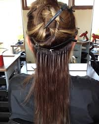 racoon hair extensions the ultimate hair extensions guide curlywhirls hairdressers stoke