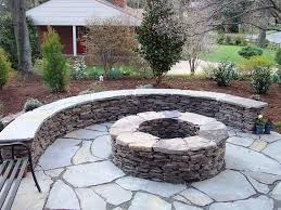 Fire Pit Backyard Build Your Own Fire Pit In Backyard Home Fireplaces Firepits