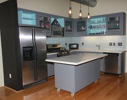 gray shaker cabinets home design ideas