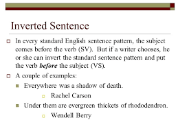 sentence pattern exles s v do understanding syntax ap language and composition ms avdul ppt