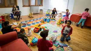 coworking spaces hit a wall on offering childcare chicago tribune