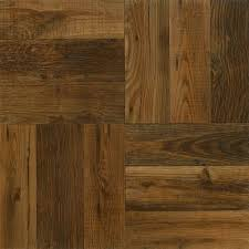 Peel And Stick Wood Floor Armstrong Rustic Wood 12 In X 12 In Peel And Stick Vinyl Tile