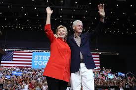 hillary forgets the lessons of bill u0027s presidency chicago tribune