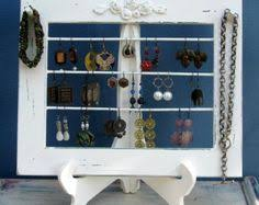 Shabby Chic Jewelry Display large volume necklace jewellery display shabby and display