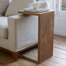 Build Wood End Tables by Best 25 Side Tables Ideas On Pinterest Side Tables Bedroom