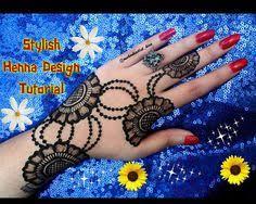 diy henna design how to apply easy simple strip mehndi designs