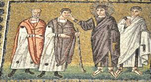 Jesus Healed The Blind Man Jesus Cures The Blind Men