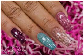 new rock this town nail polish 2017 design
