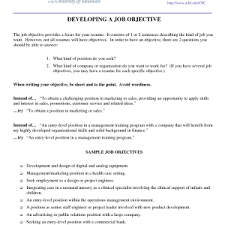 resume examples resume objective for high graduate sample s