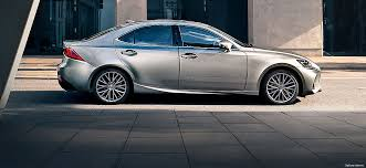 lexus is300 silver 2018 lexus is luxury sedan lexus com