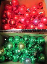 dime store chic ornament organization why didn u0027t i think of this