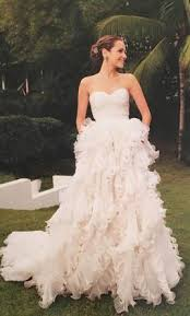 wedding dress online used wedding dresses buy sell used designer wedding gowns
