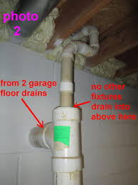 basement bathroom use shower vent for toilet ridgid plumbing