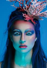 underwater by anna doctor fantasy makeup pinterest