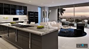 Modern Kitchen Cabinets Los Angeles by 18 9 Million Luxury Residence U2013 9150 Oriole Way Los Angeles Ca