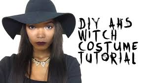 Witch Halloween Costumes Easy Diy American Horror Story Coven Witch Halloween Costume