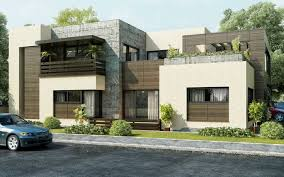modern style house front elevation beautiful modern style house design home