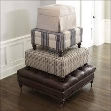 furniture brown storage ottoman red storage ottoman lounge chair